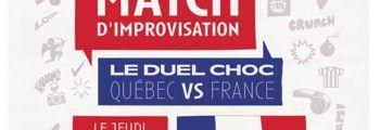 10 Novembre 2011 – 1er match à La Cigale – France / Québec