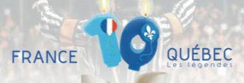 4 novembre 2019 – Match d'Impro France vs Québec, les légendes